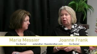 SceneTV - Maria Messier and Joanne Frank