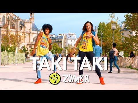 """TAKI TAKI"" / Zumba® choreo by Alix & Brayan (DJ Snake ft. Selena Gomez, Cardi B & Ozuna)"