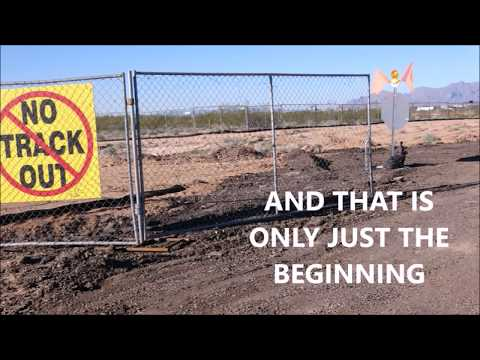 Garret Lewis - Video Of Pima County Administrator Chuck Huckelberry's Dream Soccer Stadium