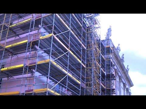 Die Staatsoper Unter den Linden eröffnet am 3. Oktober