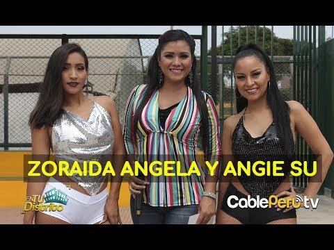 ZORAIDA ANGELA Y