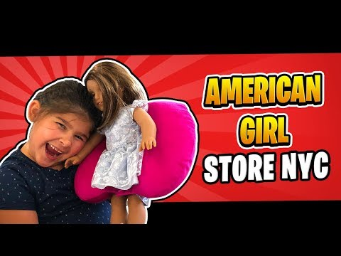 This American Girl Doll Cost How Much???? 🧸 Girl Of The Year 🧸  Chloe's American Girl Doll Channel
