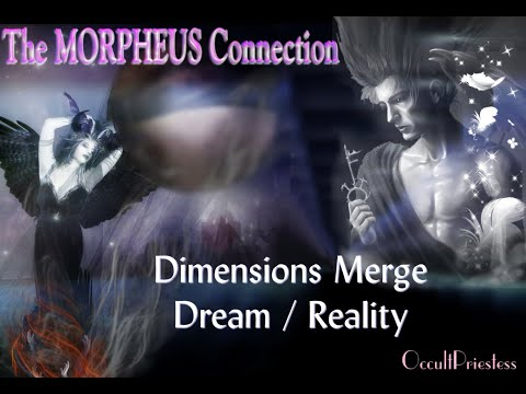 3D / 4D Merge ~ The MORPHEUS Connection: Cosmic Consciousness