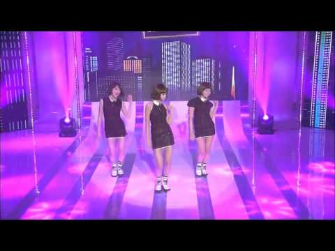 Orange Caramel - Shanghai Romance mirrored Full Dance