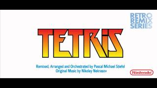 "Tetris Orchestra Remix - Tetris ""The Movie"" Soundtrack Epic Orchestra"