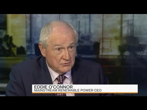 Mainstream's CEO Eddie O'Connor speaks to BloombergTV