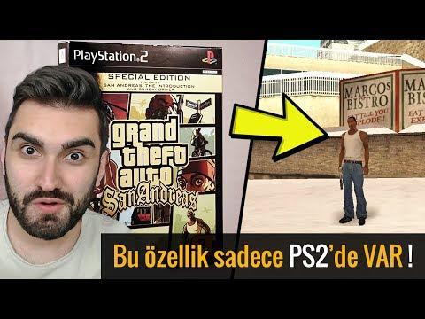 GTA SAN ANDREAS'IN BU ÖZELLİĞİ SADECE PS2'DE VAR!