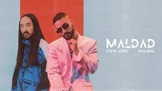 Steve Aoki & Maluma - Maldad (Official Video) [Ultra Music]
