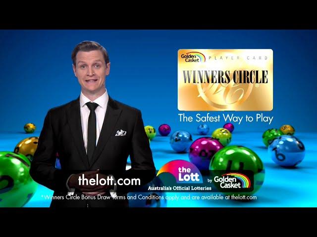 Winners Circle Weekly Bonus Draw Draw Results 1194  - the Lott