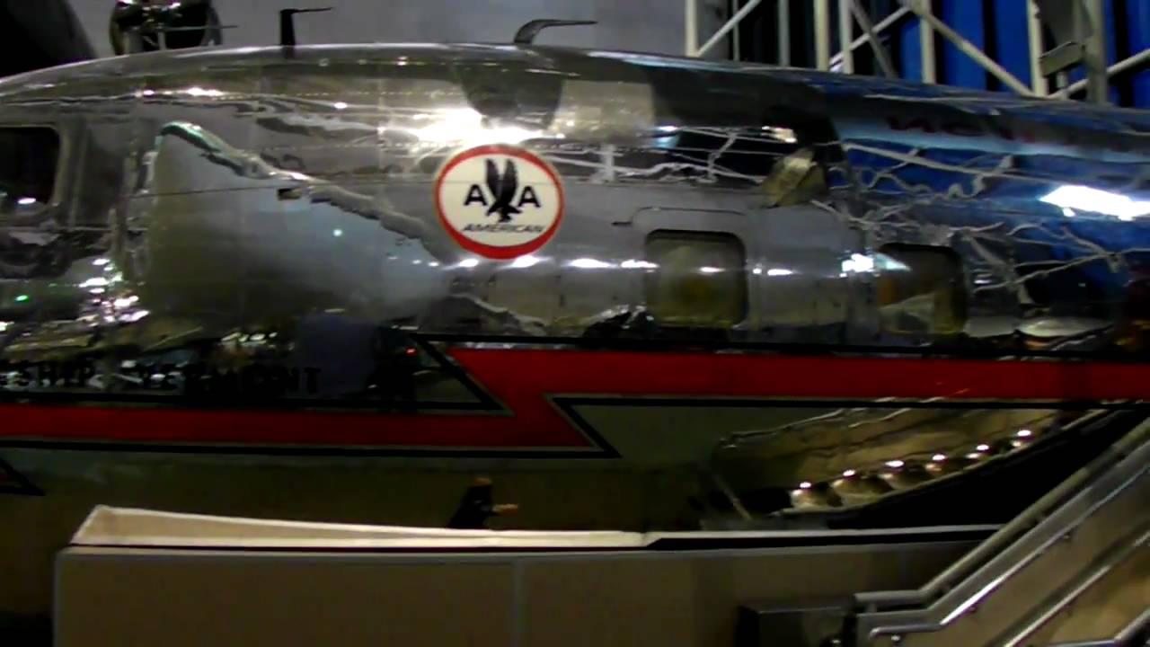 Hd American Airlines Douglas Dc 7 Interior Cabin Cockpit