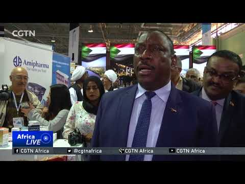 Sudanese minister in Tunis to boost healthcare cooperation
