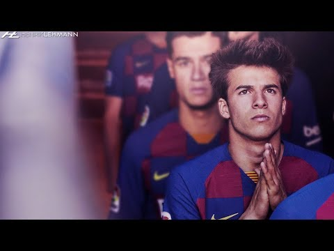 Riqui Puig a wonderkid is on the verge