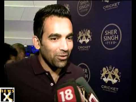 Exclusive interview with Zaheer Khan