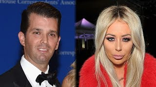 SCANDALOUS Details About Donald Trump Jr.'s Rumored Affair With This Reality Star