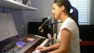 Me singing Gravity By: Sara Bareilles
