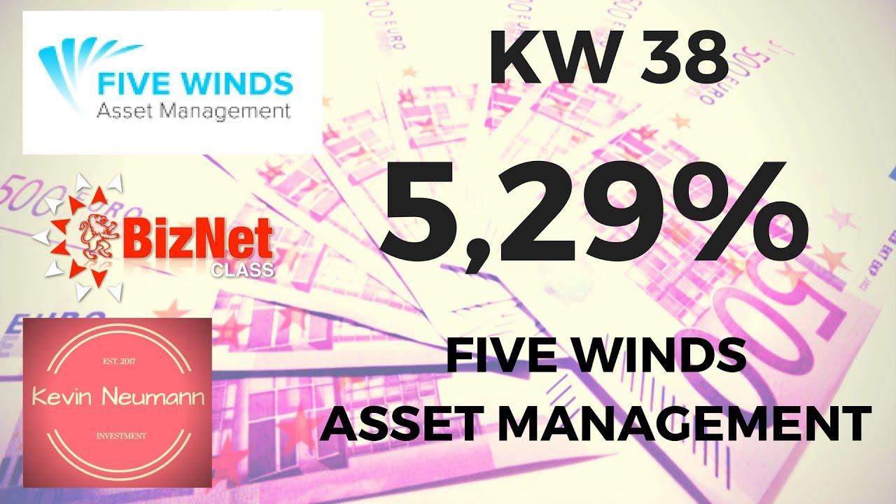 Five Winds Auszahlung