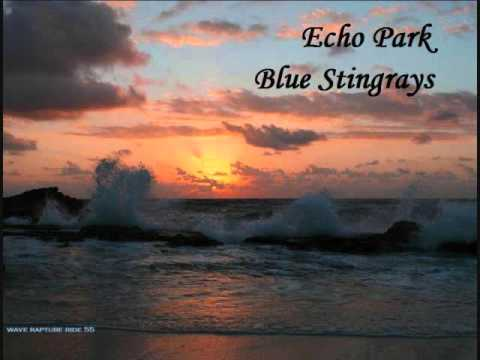 Blue Stingrays - Echo Park