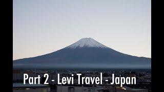 PART 2 -  LEVI TRAVEL - JAPAN EXPRESS BY PANORAMA TOUR&TRAVEL