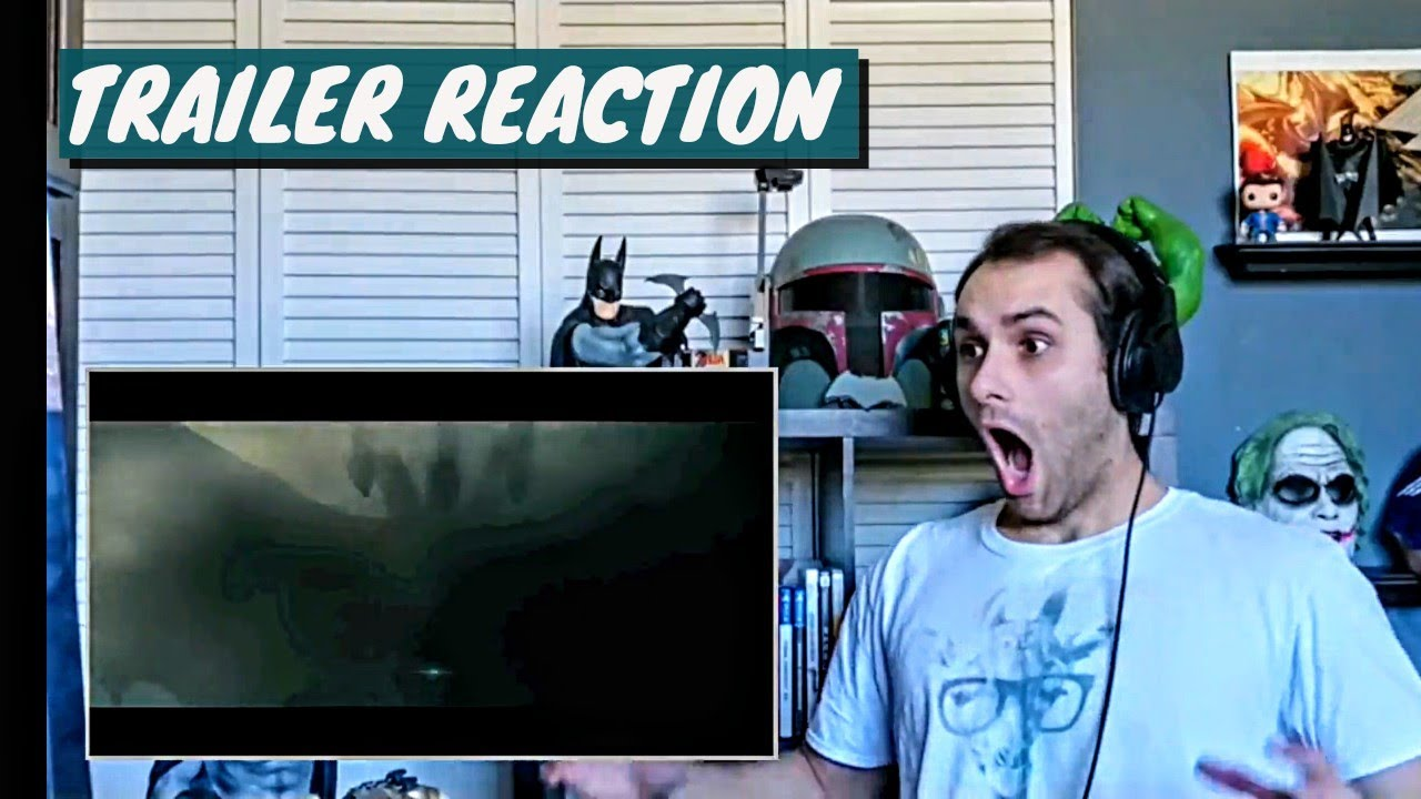 Godzilla: KING OF MONSTERS Official Trailer 1 Reaction