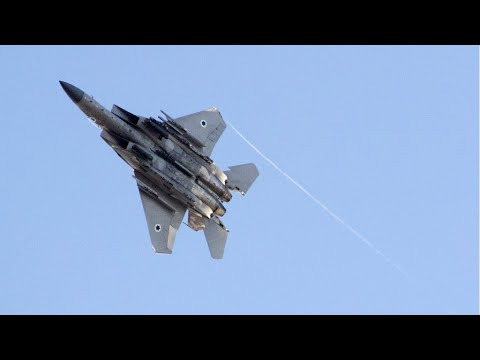 Syria: Israeli air strikes hit military facility in Hama province