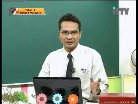 iTTV UPSR Year 4 Bahasa Malaysia #1 Tatabahasa (Kata Ganti Nama) -tuition