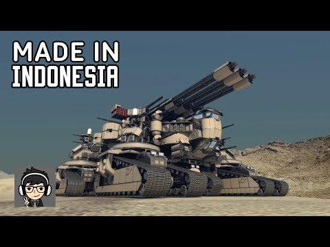5 Alat Perang Buatan Indonesia yang Laris Manis Di Pasar Internasional