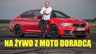 Poniedziałkowe pogaduchy o motoryzacji - MOTO DORADCA - Na żywo