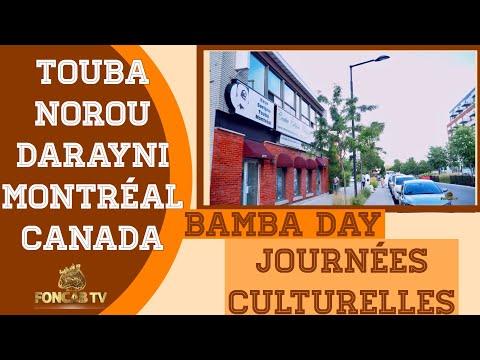 BAMBA DAY NOROU DARAYNI  MONTRÉAL CANADA