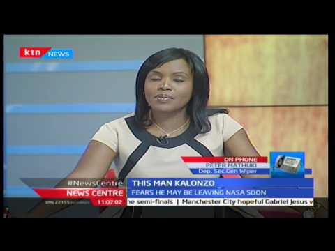 News Centre: Ripples In NASA Over Kalonzo Musyoka - March 31st 2017 [Part 3]