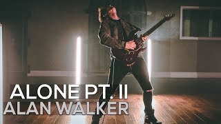 Alan Walker & Ava Max - Alone Pt. II - Cole Rolland (Official Guitar Cover)