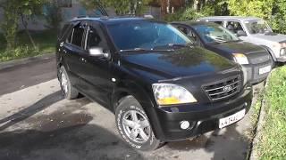 Выбираем б\у авто Kia Sorento (бюджет 550-600тр)