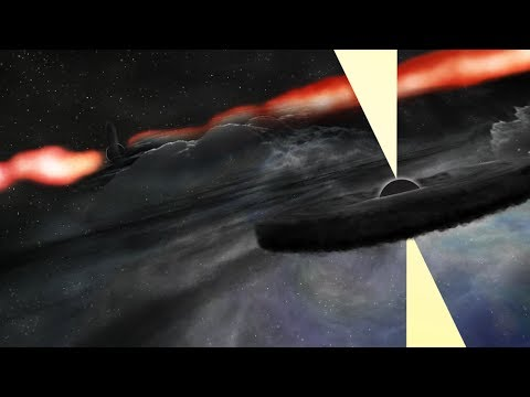 Cygnus A galaxy might have a secondary supermassive black hole