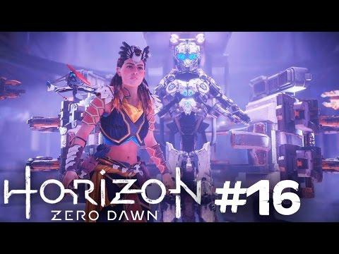 HORIZON ZERO DAWN #16 | LA ARMADURA SECRETA Y LA CIUDAD SOMBRÍA!!| XxStratusxX