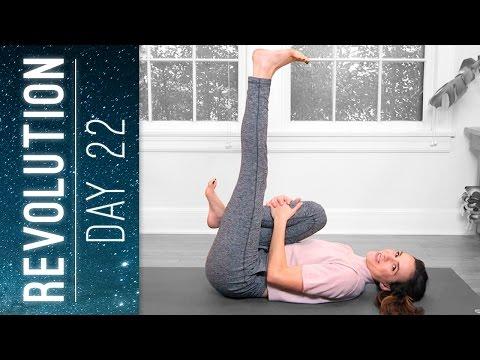 Revolution - Day 22 - Gentle Practice