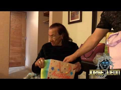 Gilberto y los regalos de Nuevo Laredo Tamaulipas