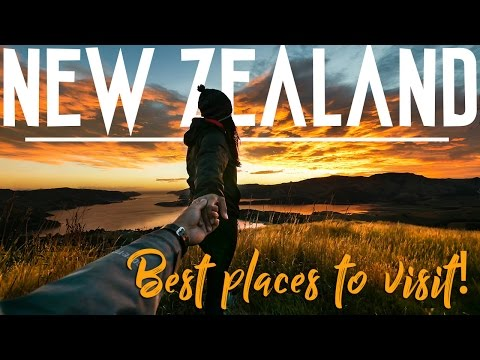 8 BEST PLACES TO VISIT IN NEW ZEALAND