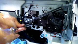 Ricoh MP5500 Test Belt SC 402