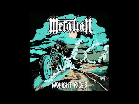 Metalian - Midnight Rider (2017)