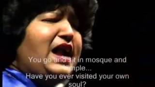 Abida Parveen Sings Bulleh Shah   YouTube