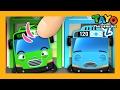 Levantarse l Juego de hábitos l Tayo el pequeño Autobús Español