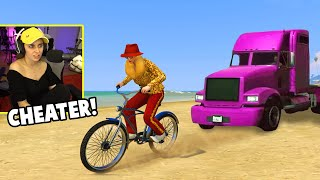 FUNNIEST GTA 5 GAME MODES!