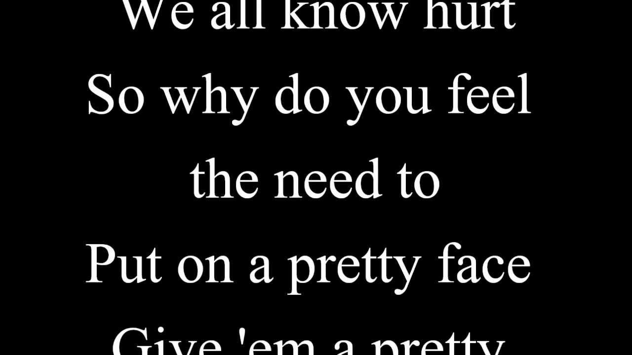 Pieces-Icon For Hire(Lyrics) - YouTube