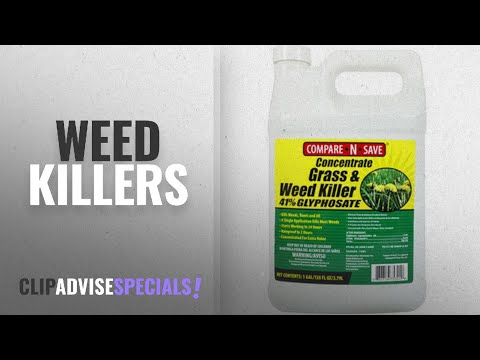 10 Best Weed Killers [2018 Best Sellers] | Weed & Moss