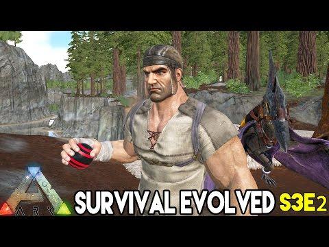 Ark: Survival Evolved | S3e2 | POKEMON BOLLAR | Annunaki Genesis Mod [RELOADED]