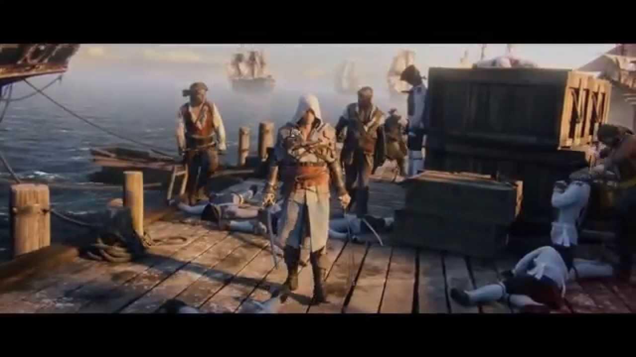 Assassin's Creed 4 Black Flag - feel good drag [GMV]