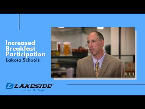 Increased Breakfast Participation Example - Lakota Schools