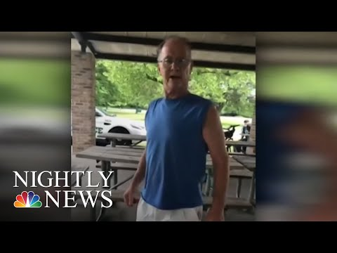 Man Who Berated Woman For Puerto Rico Flag Shirt Charged With Hate Crime | NBC Nightly News