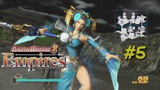 Dynasty Warriors 8 Empires | Empire Mode | (Sima Sasha) #5