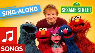 Sesame Street: Two Different Worlds with Ed Sheeran Lyric Video