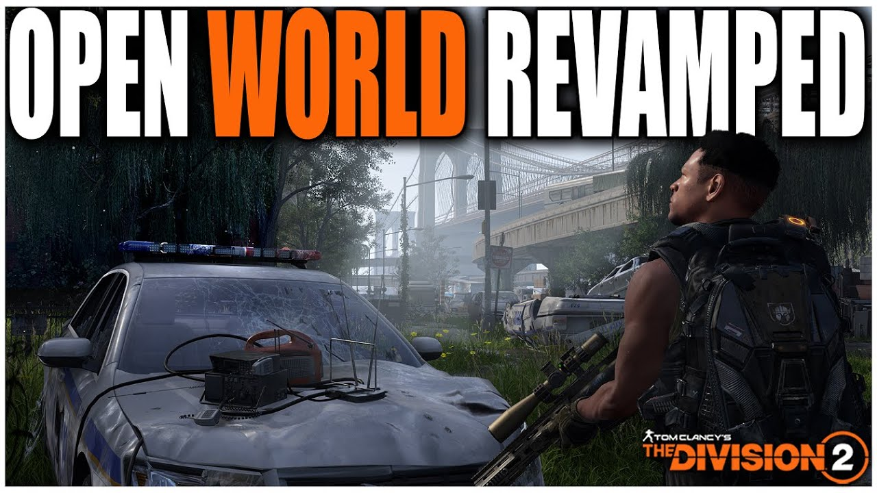 THE DIVISION 2 IS TAKING PVE TO THE NEXT LEVEL OPEN WORLD REVAMPED IN WARLORDS OF NEW YORK EXPANSION